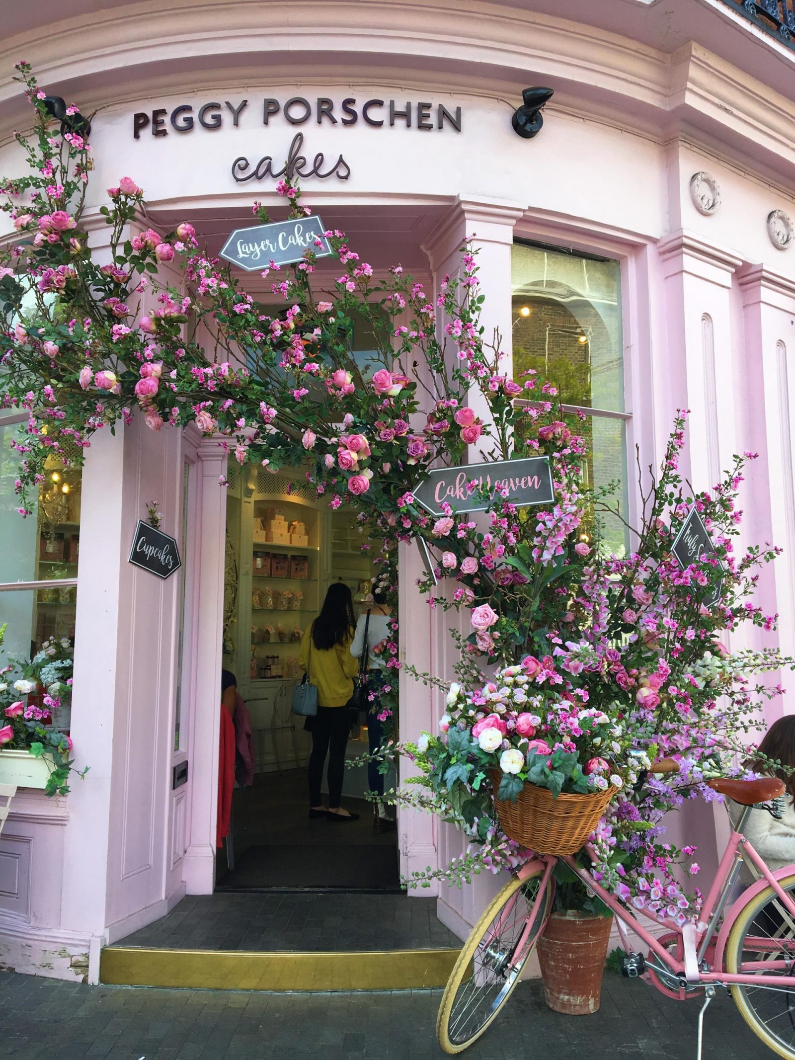 London Trips And Peggy Porschen Love India Moon